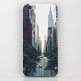 Morning in the Empire iPhone Skin