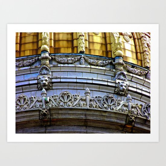 It's All About the Details Art Print