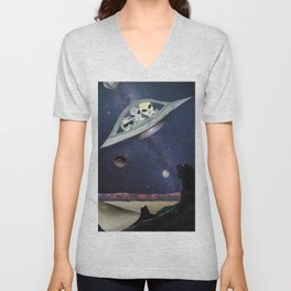 Cosmic Strays Unisex V-Neck