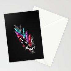Bat Attack! RMX Stationery Cards