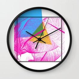 Hot Miami Realness Wall Clock