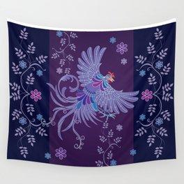 Batik or textile designs Wall Tapestry