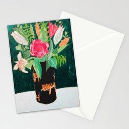 Tiger Vase Stationery Cards