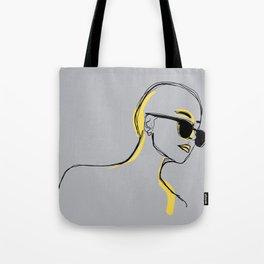 HAA-0401 Urban Girl  Tote Bag