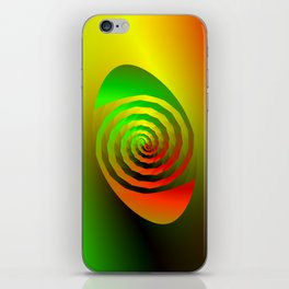 Together Entwined as One iPhone Skin