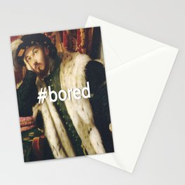 #BORED Stationery Cards