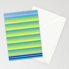 Gradient Fades v.3 Stationery Cards