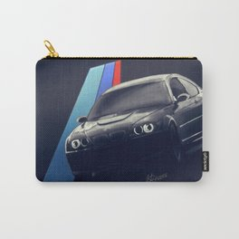 ///M-barcation Carry-All Pouch