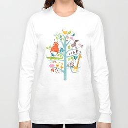 tree Long Sleeve T-shirt