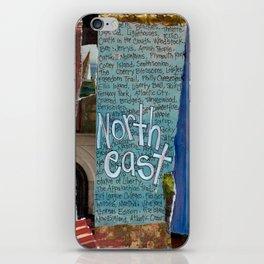 Northeast iPhone Skin