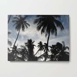 Carneiros beach Metal Print