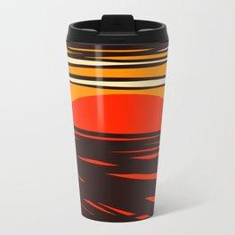 Sol del Desierto Metal Travel Mug