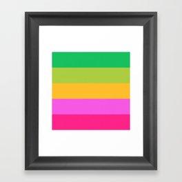 mindscape 7 Framed Art Print