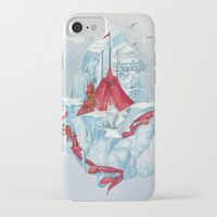 ice iPhone & iPod Cases featuring ice  by Tanya_tk