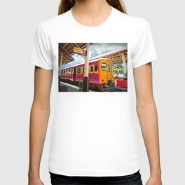 Let's Take The Train. T-shirt