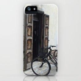 Foot iPhone Case