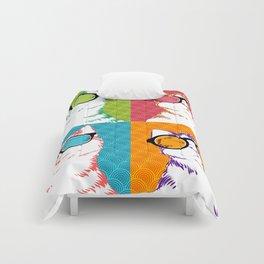 Pop Cats 01 Comforters