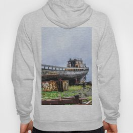 Remembering Better Days Hoody