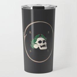 Rest to Dust Travel Mug