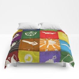 N64 Minimalist Comforters