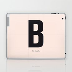 some character 002 Laptop & iPad Skin