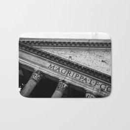 The Pantheon Bath Mat