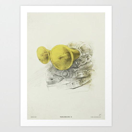 WL / II Art Print