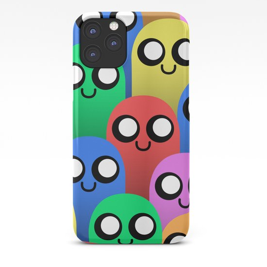 Cute Cartoon Wallpaper Iphone Case By Bencav Society6