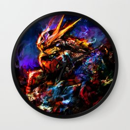 gundam II Wall Clock