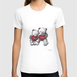 Bear: Valentine's Day T-shirt