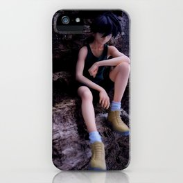 Lone Soldier iPhone Case