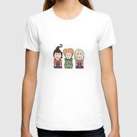 hocus pocus T-shirts featuring Hocus Pocus by Big Purple Glasses