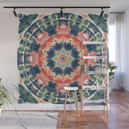 Mandalas from the Heart of Change 16 Wall Mural
