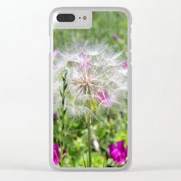 Poof Clear iPhone Case