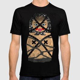 Bondage Matryoshka/Nesting Doll T-shirt