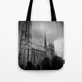 Notre-Dame Tote Bag
