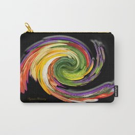 The whirl of life, W1.9B Carry-All Pouch