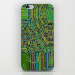 Digital Distortions iPhone Skin