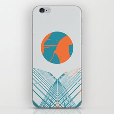 Cybersunset iPhone & iPod Skin