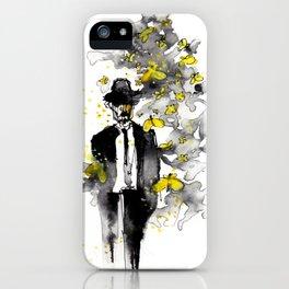 Mauricio Babilonia iPhone Case