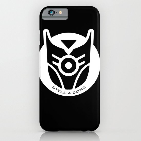 Style-A-Cons iPhone & iPod Case