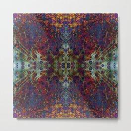 Andromeda geometry III Metal Print