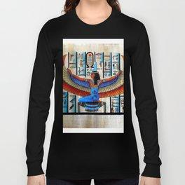 Goddess Isis Long Sleeve T-shirt