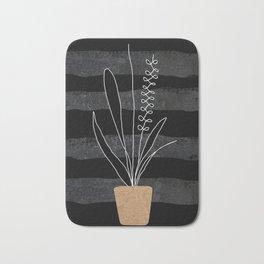 Scandi Plant 2 Bath Mat