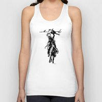 indian Tank Tops featuring Indian by ARTito