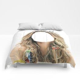 Miss Consume Comforters