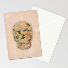 skull1 Stationery Cards