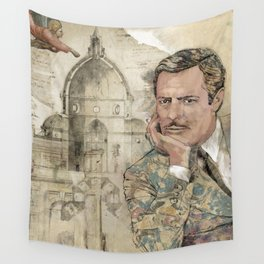Marcello and Sophia Wall Tapestry