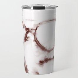 The Visionary Sepia Travel Mug