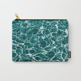 Blue Water Carry-All Pouch
